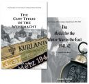 2 Book-Bundle - The Cuff Titles & The East Medal (Sascha...
