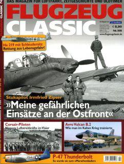 Zeitgeschichte und Oldtimer 2//16 Flugzeug Classic Das Magazin für Luftfahrt