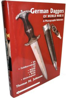 German Daggers of World War II - Vol. 2 (T.M. Johnson)