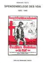 Spendenbelege des VDA 1925-1945 (Reinhard Tieste)