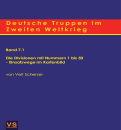 Deutsche Truppen im 2. Weltkrieg - Band 7.1 - Divisonen...