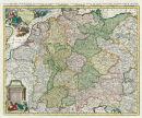 Deutschland 1740 - Das heilige Römische Reich -...