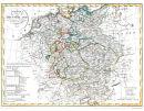 Deutschland 1818 - nach dem Wiener Kongreß -...
