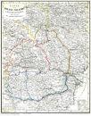 Moldau,Walachei, Siebenbürgen mit Bessarabien 1848 -...