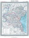 Provinz Posen 1905 - Historische Karte (Reprint)