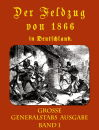 Der Feldzug von 1866 in Deutschland - Band 1