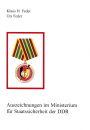 Auszeichnungen im Ministerium für Staatssicherheit...