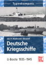 Deutsche Kriegsschiffe - U-Boote 1935-1945 (Jak P....