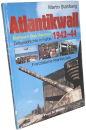 Atlantikwall 1942-44 - Band 1 (Martin Stahlberg)