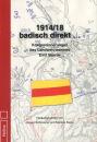 1914/18 badisch direkt (Jürgen Scheuerer/ Markus...