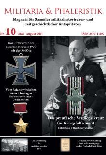 Militaria & Phaleristik - Ausgabe 10 (2021)