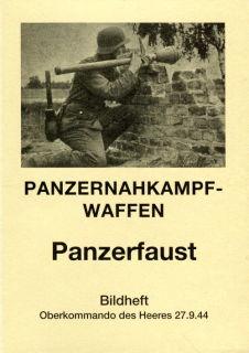 Panzernahkampf-Waffen - Panzerfaust (Reprint)