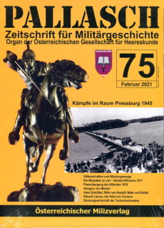 PALLASCH - Zeitschrift für Militärgeschichte - Nr. 75 (02/2021)