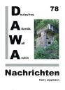 DAWA-Nachrichten - Ausgabe 78 (Harry Lippmann)