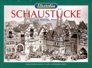 Elastolin Schaustücke - Original-Schaustücke der Firma Hausser von 1913 bis 1960 (Lang)