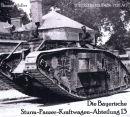 Bayerische Sturm-Panzer-Kraftwagen-Abteilung 13 (Dr....