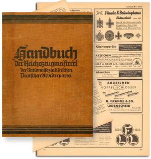 Handbuch der Reichzeugmeisterei RZM - Digitale Form - DVD