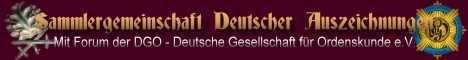 Größtes Deutschsprachiges Forum für den Sammler deutscher Auszeichnungen & Militaria aller Epochen